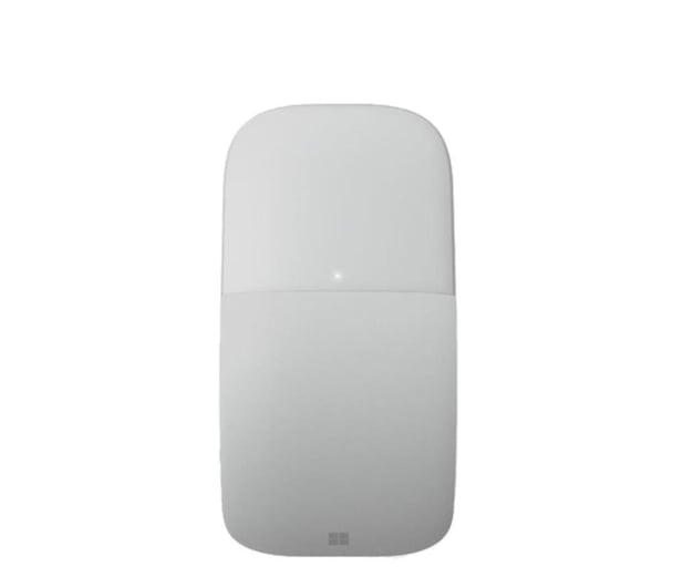 Microsoft Surface Arc Mouse Platynowa - 377435 - zdjęcie