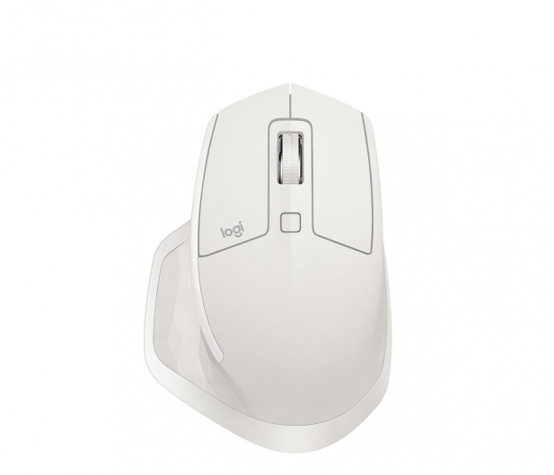 Logitech MX Master 2S Wireless Mouse Light Grey - 370390 - zdjęcie