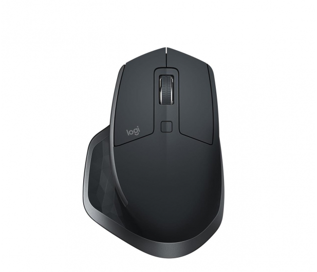 Logitech MX Master 2S Wireless Mouse Graphite - 370388 - zdjęcie