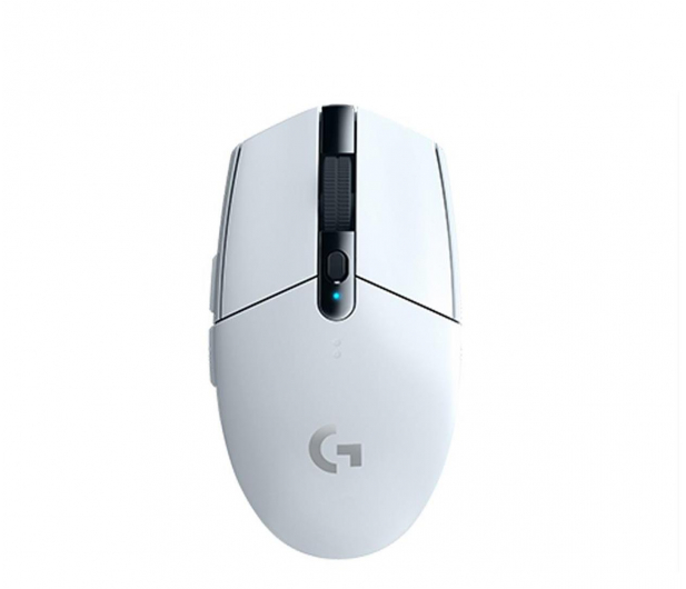 Logitech G305 LIGHTSPEED biała - 444255 - zdjęcie