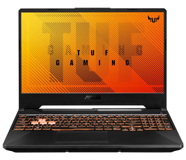 ASUS TUF Gaming A15 R5-4600H/8GB/512 144Hz - 560801 - zdjęcie 3