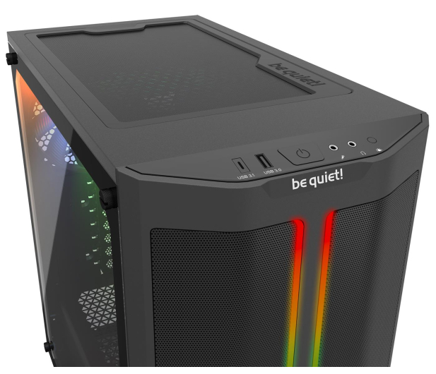 be quiet!  Pure Base 500DX Black - 560878 - zdjęcie 2