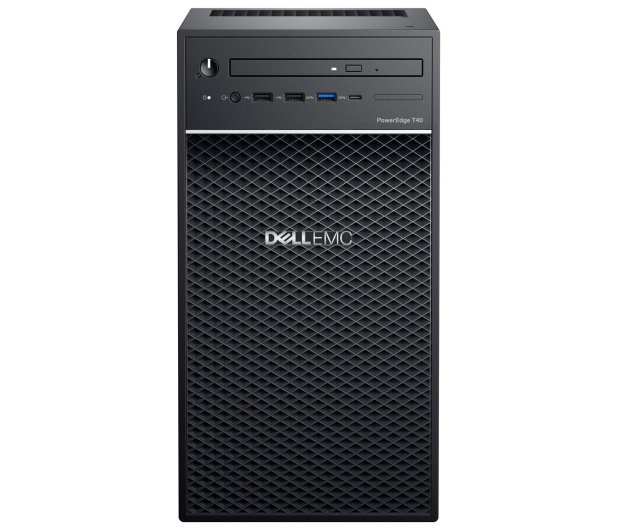 Dell PowerEdge T40 E-2224G/16GB/1TB/DVD-RW/1Y NBD - 578815 - zdjęcie 2