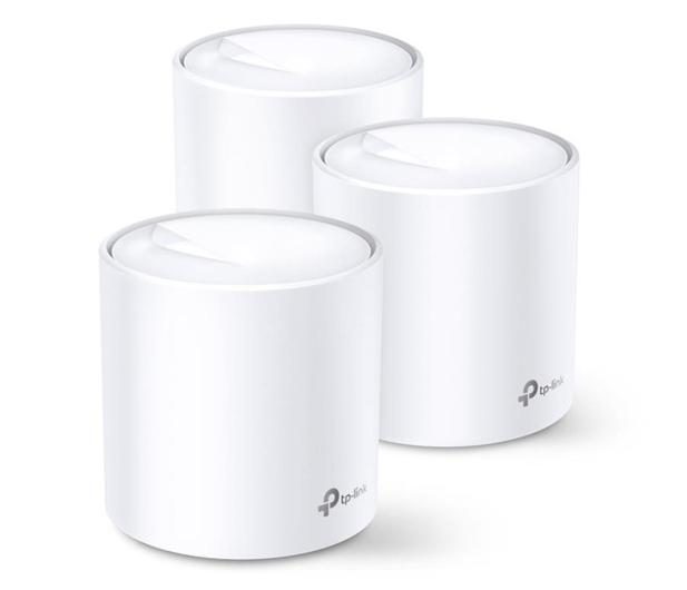 TP-Link DECO X60 Mesh WiFi (3000Mb/s a/b/g/n/ax) 3xAP - 561606 - zdjęcie