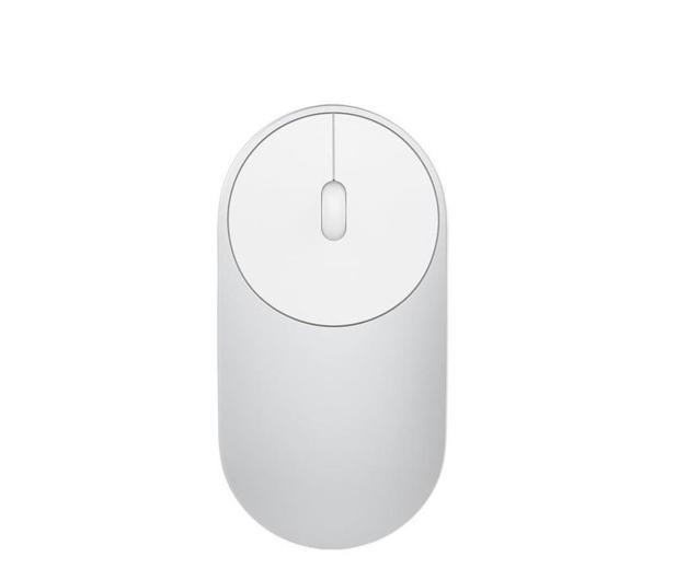 Xiaomi Mi Portable Mouse (srebrny) - 416408 - zdjęcie
