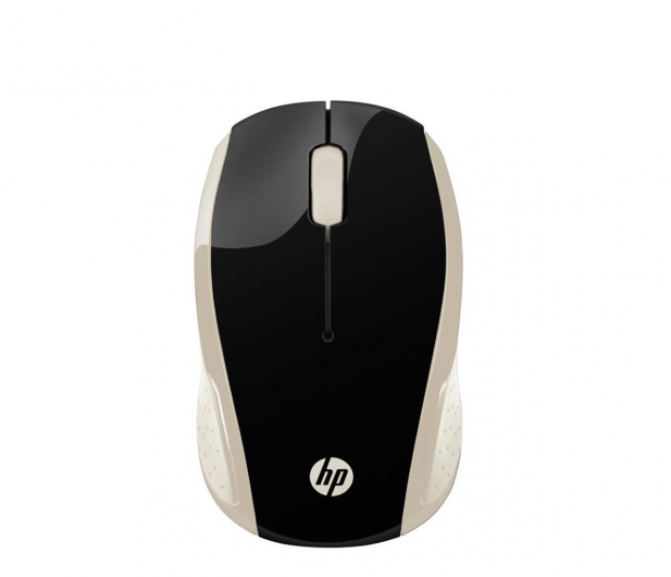 HP Wireless Mouse 200 Silk Gold - 419759 - zdjęcie 1
