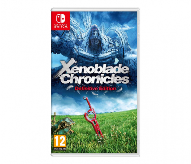 Switch Xenoblade Chronicles: Definitive Edition - 553372 - zdjęcie