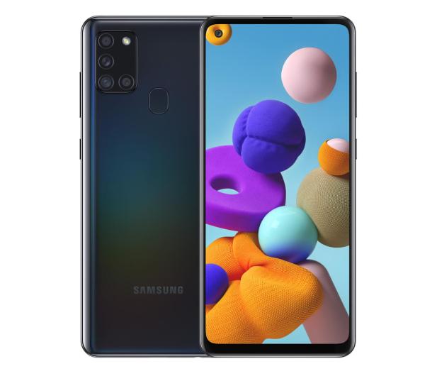 Samsung Galaxy A21s SM-A217F Black - 557628 - zdjęcie