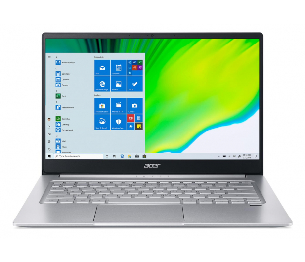 Acer Swift 3 R7-4700U/16GB/1000/W10 Srebrny - 563183 - zdjęcie 2