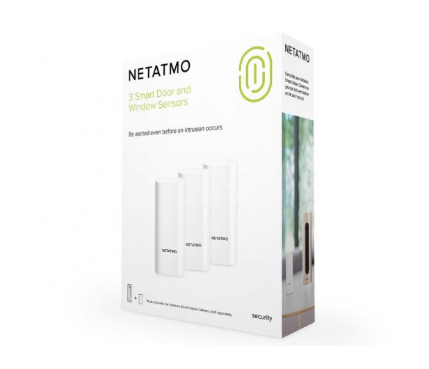 Netatmo Welcome Tags (czujniki do kamery Welcome, 3szt.) - 563217 - zdjęcie 2