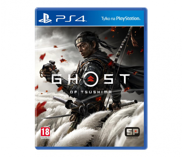 PlayStation Ghost of Tsushima Standard+  - 562944 - zdjęcie