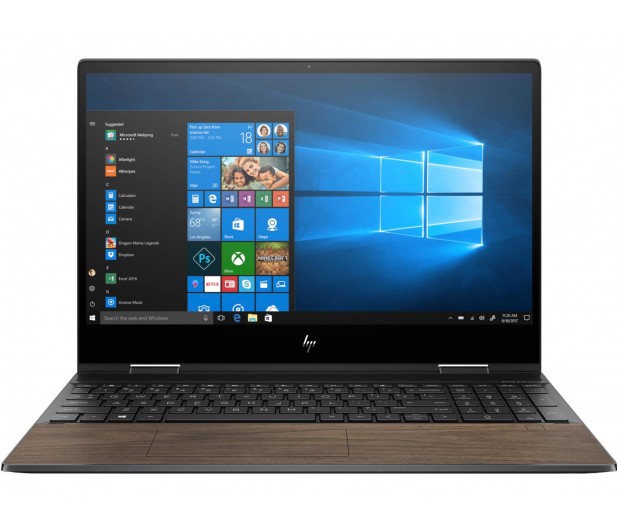 HP ENVY 15 x360 i5-10210/8GB/512/Win10 Black - 562729 - zdjęcie 2