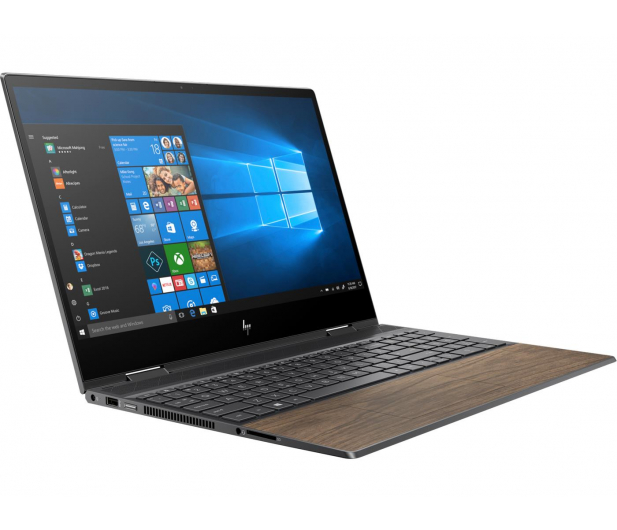 HP ENVY 15 x360 i5-10210/8GB/512/Win10 Black - 562729 - zdjęcie 3