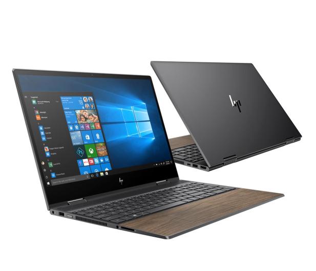 HP ENVY 15 x360 i5-10210/8GB/512/Win10 Black - 562729 - zdjęcie
