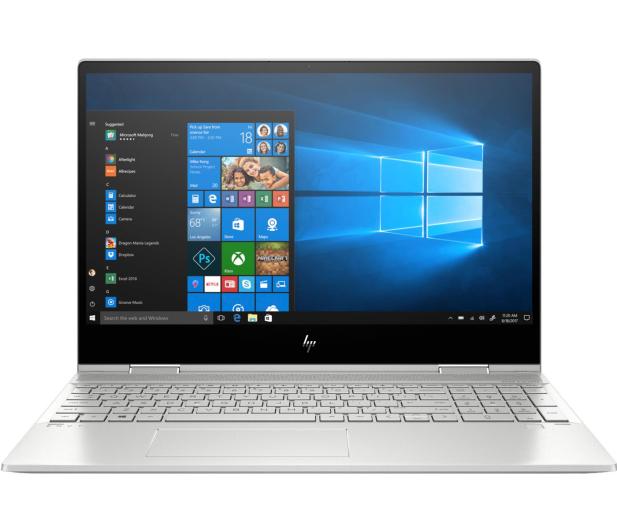 HP ENVY 15 x360 i7-10510/16GB/512/Win10 Silver MX250 - 568676 - zdjęcie 2
