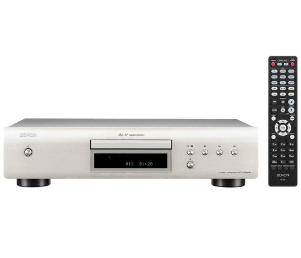 Denon DCD-600NE Premium Silver - 558571 - zdjęcie