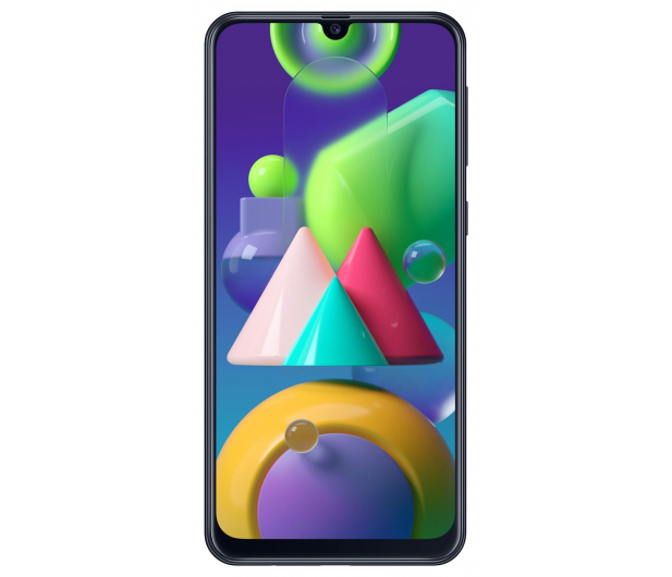 Samsung Galaxy M21 SM-M215F Black - 557646 - zdjęcie 3