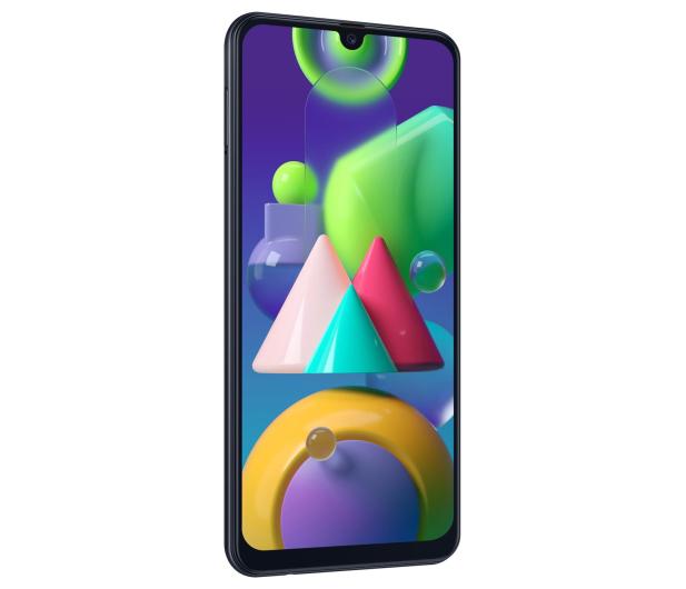 Samsung Galaxy M21 SM-M215F Black - 557646 - zdjęcie 4