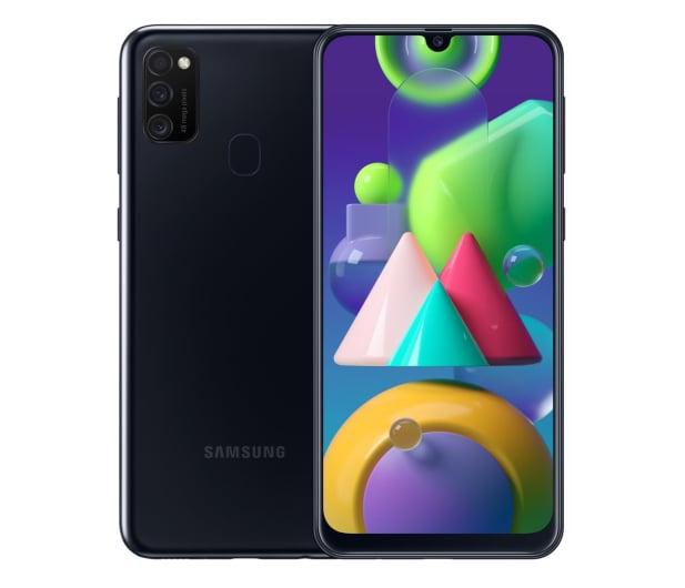 Samsung Galaxy M21 SM-M215F Black - 557646 - zdjęcie