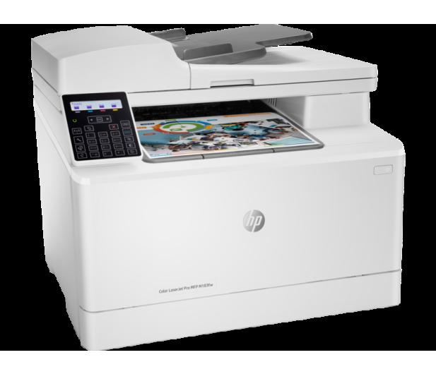 HP Color LaserJet Pro MFP M183fw - 555804 - zdjęcie 3