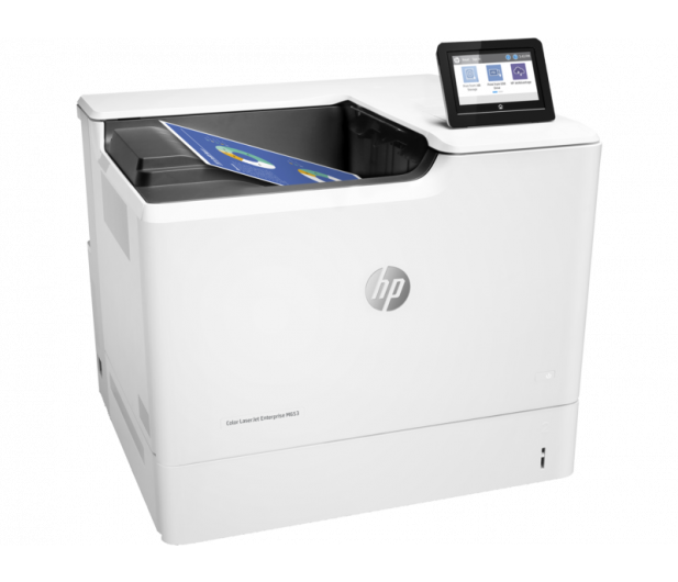 HP Color LaserJet Enterprise M653dn - 555834 - zdjęcie 3