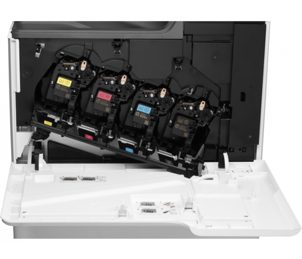 HP Color LaserJet Enterprise M653dn - 555834 - zdjęcie 4