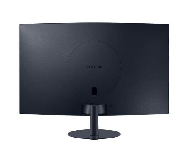 Samsung C27T550FDUX Curved - 563212 - zdjęcie 8