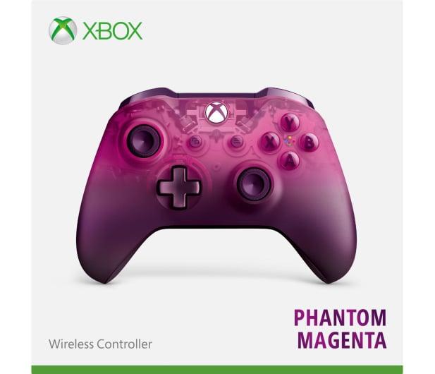 Microsoft Xbox Wireless Controller - Phantom Magenta Ed. - 563222 - zdjęcie 5