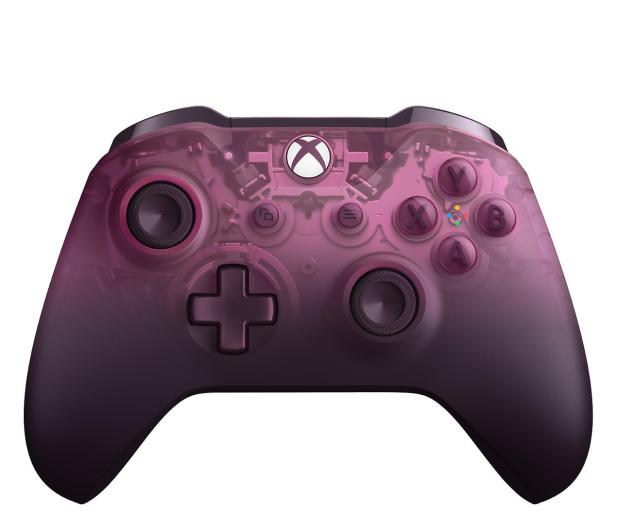Microsoft Xbox Wireless Controller - Phantom Magenta Ed. - 563222 - zdjęcie
