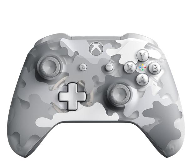 Microsoft Xbox Wireless Controller - Arctic Camo Ed. - 563224 - zdjęcie
