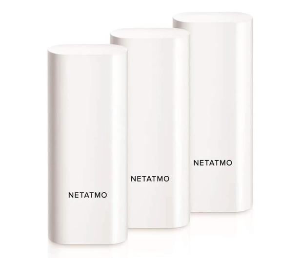 Netatmo Welcome Tags (czujniki do kamery Welcome, 3szt.) - 563217 - zdjęcie