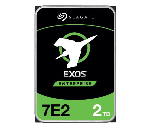 Seagate Exos 2TB 7200obr. 128MB - 533680 - zdjęcie