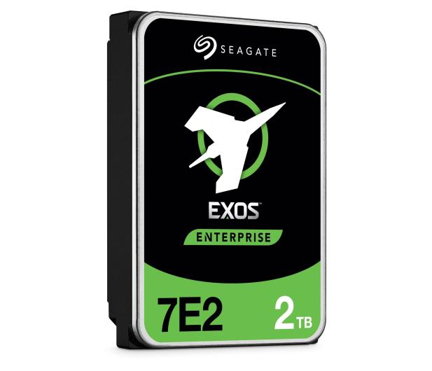 Seagate Exos 2TB 7200obr. 128MB - 533680 - zdjęcie 2