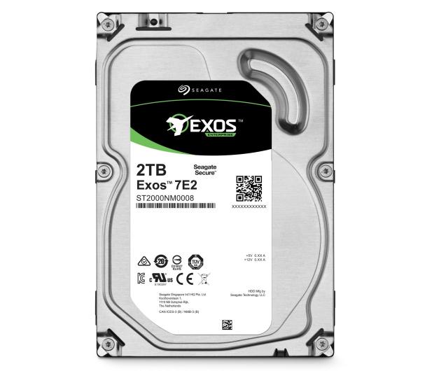Seagate Exos 2TB 7200obr. 128MB - 533680 - zdjęcie 3