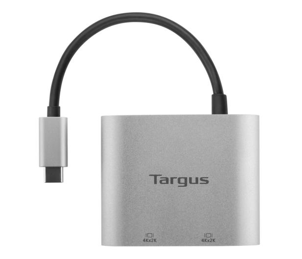 Targus USB-C - 2xHDMI - 556196 - zdjęcie 4