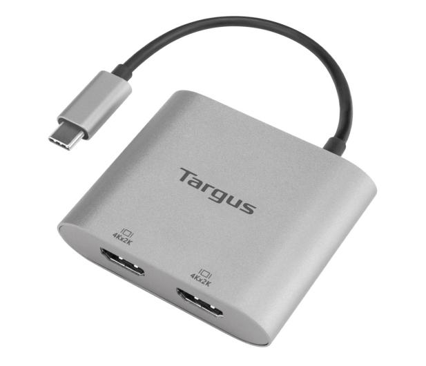Targus USB-C - 2xHDMI - 556196 - zdjęcie