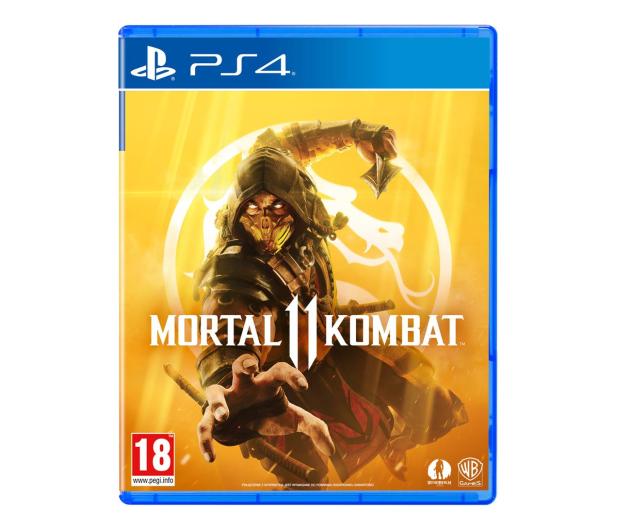 PlayStation Mortal Kombat 11 - 471243 - zdjęcie