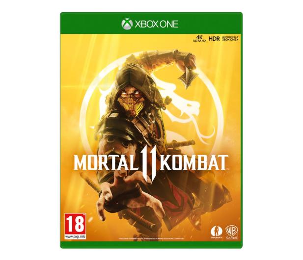 Xbox Mortal Kombat 11 - 471244 - zdjęcie