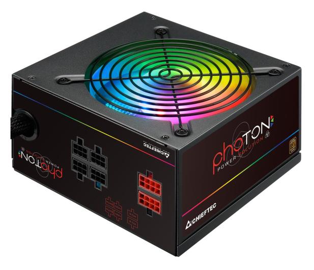 Chieftec Photon 650W 80 Plus Bronze - 556550 - zdjęcie