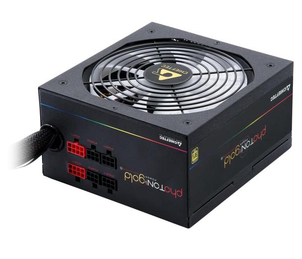 Chieftec Photon RGB 650W 80 Plus Gold - 556552 - zdjęcie 2