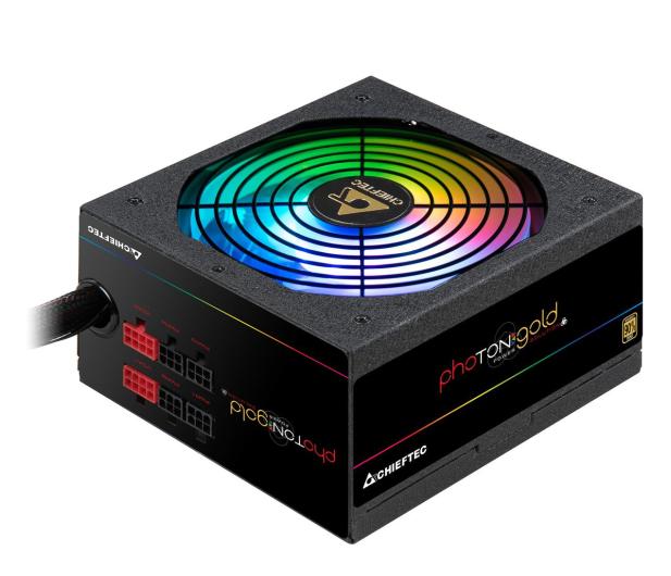 Chieftec Photon RGB 750W 80 Plus Gold - 556554 - zdjęcie