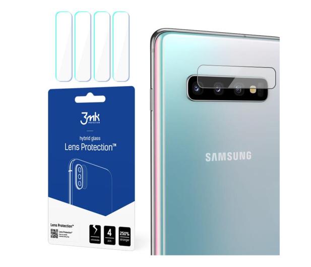 3mk Lens Protection na Obiektyw do Samsung Galaxy S10 - 504168 - zdjęcie