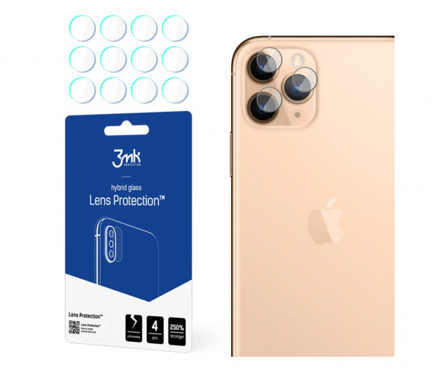 3mk Lens Protection na Obiektyw do iPhone 11 Pro - 516318 - zdjęcie