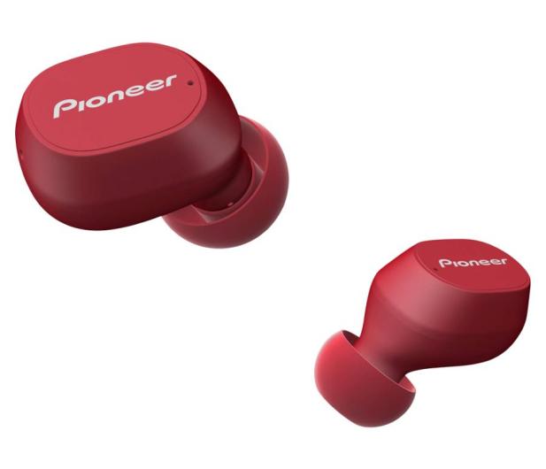 Pioneer SE-C5TW Czerwone - 557422 - zdjęcie