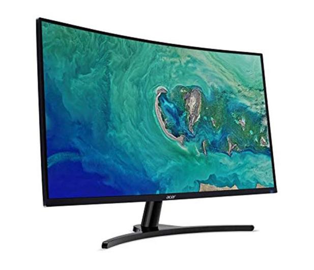 Acer ED322QRPBMIIPX Curved czarny - 557012 - zdjęcie 3