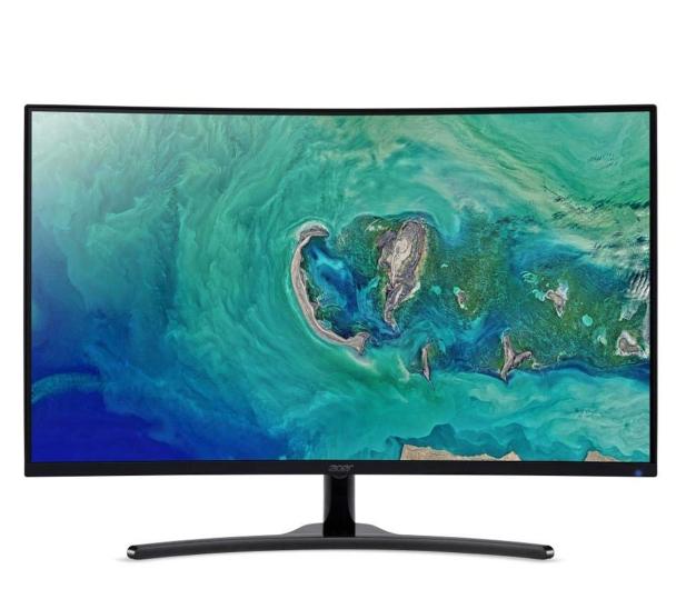 Acer ED322QRPBMIIPX Curved czarny - 557012 - zdjęcie