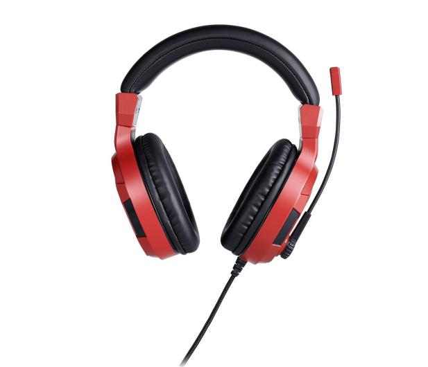 BigBen PS4 Słuchawki do konsoli - Red - 557095 - zdjęcie 2