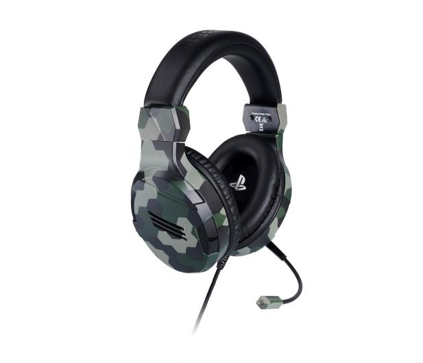 BigBen PS4 Słuchawki do konsoli - Camo Green - 557093 - zdjęcie 3