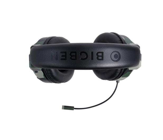 BigBen PS4 Słuchawki do konsoli - Camo Green - 557093 - zdjęcie 4
