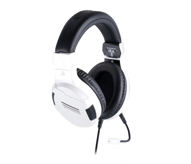 BigBen PS4 Słuchawki do konsoli - White - 557092 - zdjęcie 3